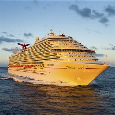 Canada Cruise aboard the Carnival Magic
