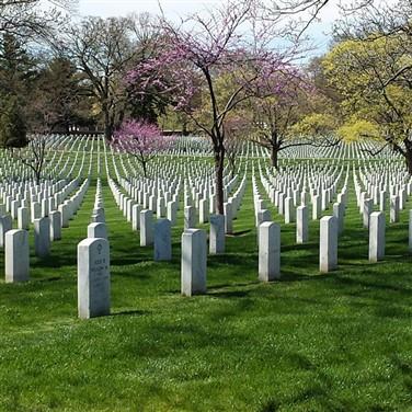 Arlington Cemetery & Memorials