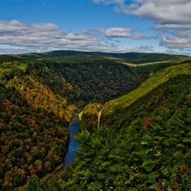 Pennsylvania's Grand Canyon - Wellsboro, PA