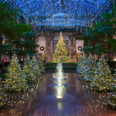 Longwood Gardens Holiday - Kennett Square, PA