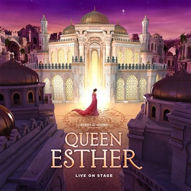 Queen Esther at Sight and Sound, Lancaster, PA